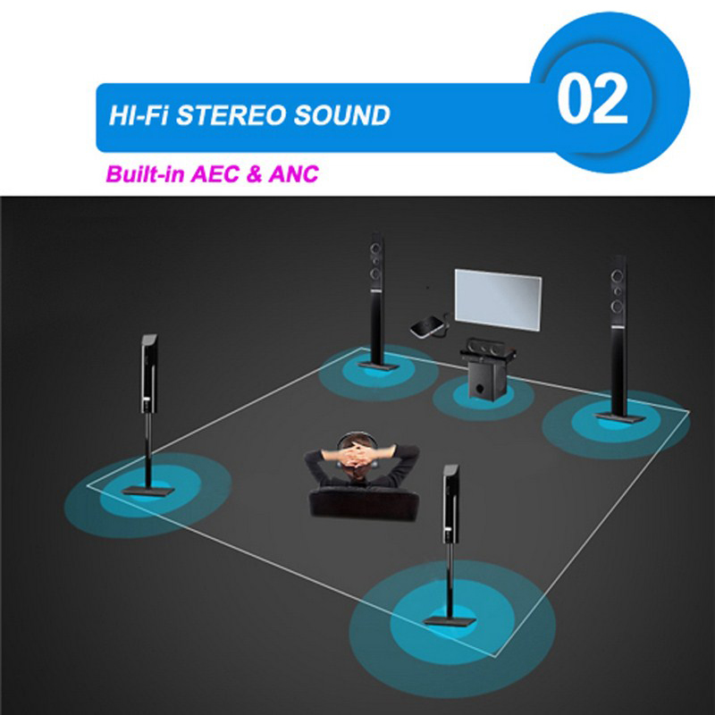 B6 bluetooth wireless audio receiver and transmitter 2in1 adapter  7