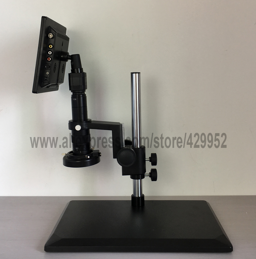 digital microscope with 8 inch LCD-850-4