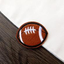 Sports Rugby Embroidered Patch for Clothing Iron Sew Cute Fabric Applique for Jackets Jeans Clothes Shoes Backpack Sticker Badge