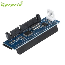 CARPRIE 40-Pin IDE Female To SATA 7+15Pin 22-Pin Male adapter PATA TO SATA Card Mar13 MotherLander