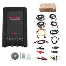MP408 Automotive Oscilloscope Basic Kit Works with Autel Maxisys MP408 4 Channel Professional Autel MaxiScope MP408 Free DHL