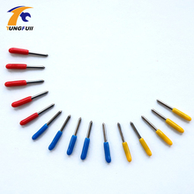Tungfull 15pcs 30 degree 45 degree 60 degree summa D blade cutting plotter vinyl cutter blade summa needle knife tool cutter