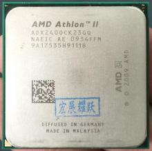 AMD Athlon II X2 240  X240 Dual-Core Desktop CPU AM3 938 CPU 100% working properly Desktop Processor