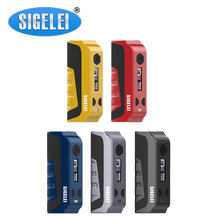 Buy 100% Original Sigelei E1 80W TC Box MOD Max 80W Output 0.91 Inch Display 18650 Battery Electronic Cigarette Vape Box Mod for $30.92 in AliExpress store