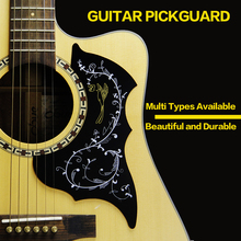 Folk Guitar Pickguard Acoustic Wood Guitar Anti-scratches Plate with 24 Patterns Available(China)