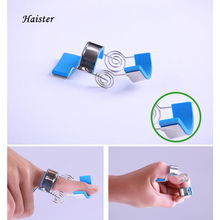 Finger Joint Actuator Exerciser Functional Training Refers To The Joint Exercise Straight Curved Insufficient Hemiplegia Massage(China)