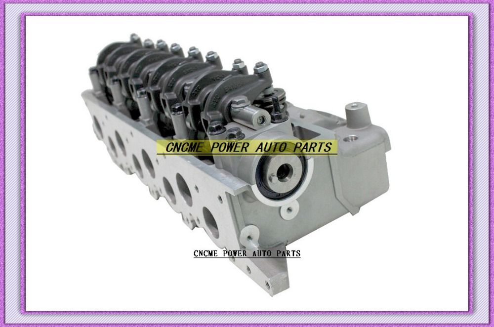 4D56 4D55 Cylinder Head Assembly For Ford Bronco Ranger For Mitsubishi Montero Pajero L300 For Hyundai H1 H100 MD185918 908 611 (5)