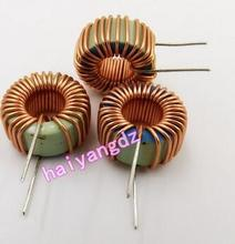 10pcs/13MM 5052B 47UH 0.6 Line 4A Toroidal winding inductors Module inductance(China)