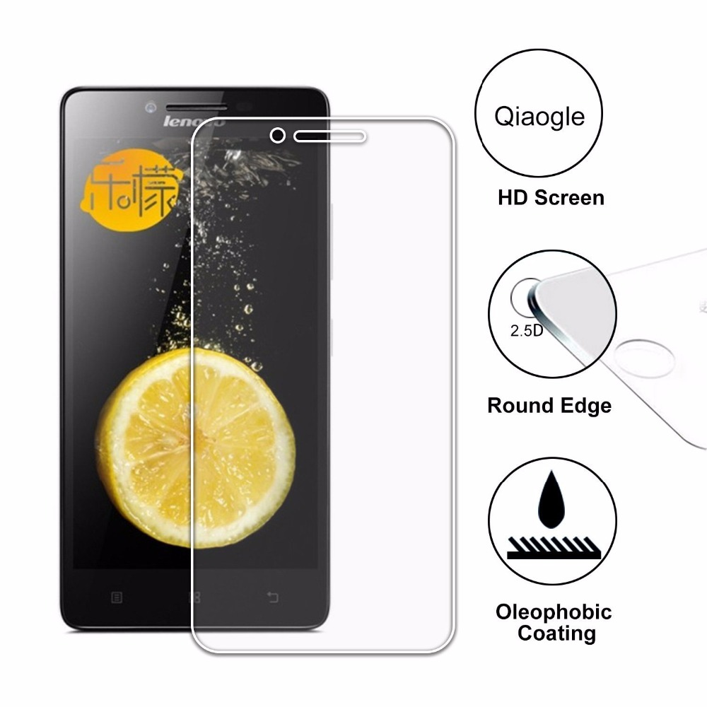 9H 0.26mm Premium Tempered Glass Lenovo A6000 6000 K3 K 3 K31-t7 K31-t3 5.0inch Screen Protector Explosion-proof Sklo