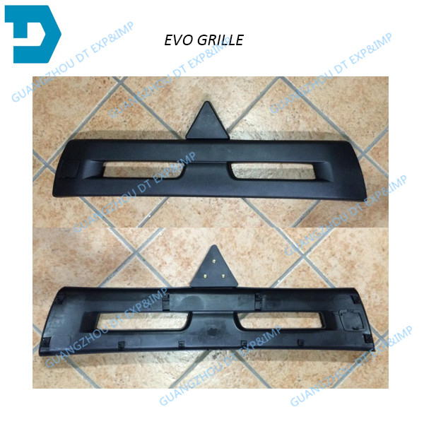 evo 10 OE grille and nets Lancer GT grille and bumper net they are not the same<br>