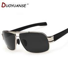 Popular Men Polarized Military Sunglasses Best UV Sunglasses For Police Driving Super Cool Anti Glare Visor Glasses For Men 3258(China)