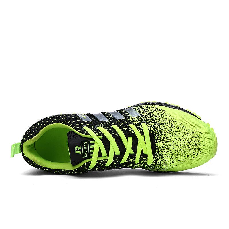 JYRhenium Sneakers Shoes Men Running Shoes 17 Lovers Outdoor Men Sneakers Sports Breathable Trainers Jogging Walking Shoes 12