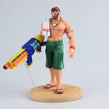 LOL The Outlaw Graves 1/8 Scale Action Figure Pool Party Limited Ver. Anime Game Character NO BOX 20cm (Chinese Version)(China)