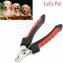 Clippers Dog Cat Puppy Pet Professional Toe Claws Nail Clipper Animal Stainless Steel Nail Scissor Nail Cutter Trimmer Pet tools(China)