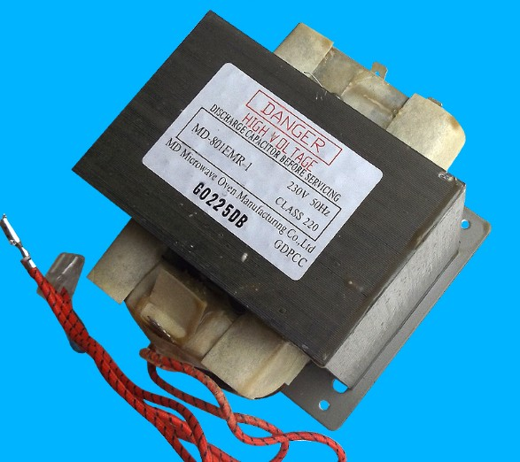 Genuine Parts 800w microwave oven transformers/MD-801EMR-1/MD-701CTR-1<br>