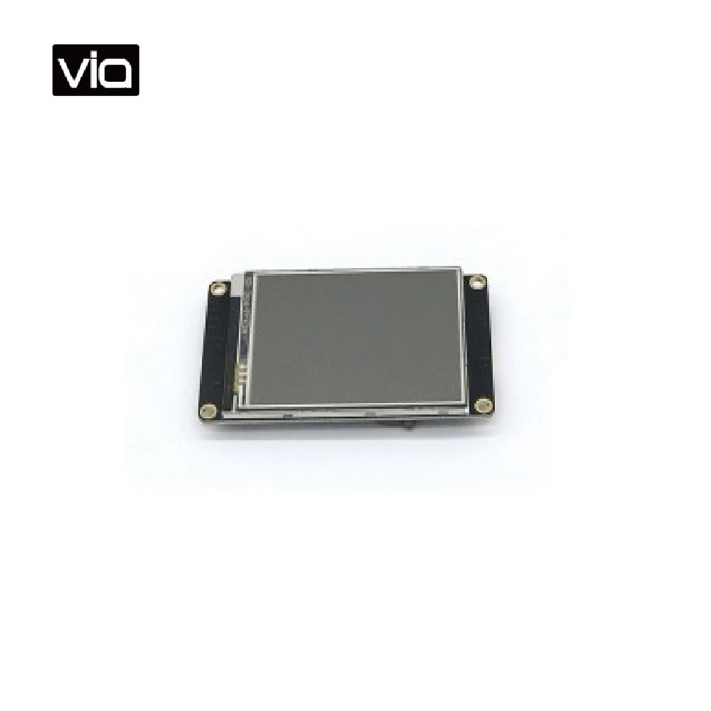 Newton 2.8 inch Free Shipping HMI Touch Screen LCD Display Enhanced Module Intelligent LCD Generic Smart USART UART Serial<br>