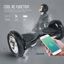 Mobile App 10 inch 2 Wheel Electric Standing Scooter Bluetooth Hoverboard Self Balancing Unicycle Hoover Board Monowheel - Greenar Store store