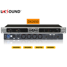 DX2650 1U amplifier 650w x2 power amp professional class d ampli dj sound system dj power amplifiers class d pro audio amps