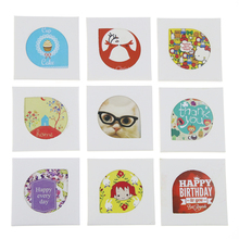 38 Pcs Lotkawaii Cartoon Mini Paper Stickers Decoration Diy Scrapbooking Sticker Stationery Office Desk Decoration Box Stickers