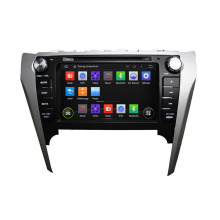 8 Inch Car Multimedia Android 5.1.1 Quad Core HD024*600 Car DVD Player For TOYOTA For CAMRY 2012 With Flash Capacitive Car Radio