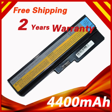 6 cells Laptop Battery for Lenovo 3000 G430 G430A G430L G430LE G430M G450 G450A G450M G530 G530A G530M N500 G550 IdeaPad G430(China)