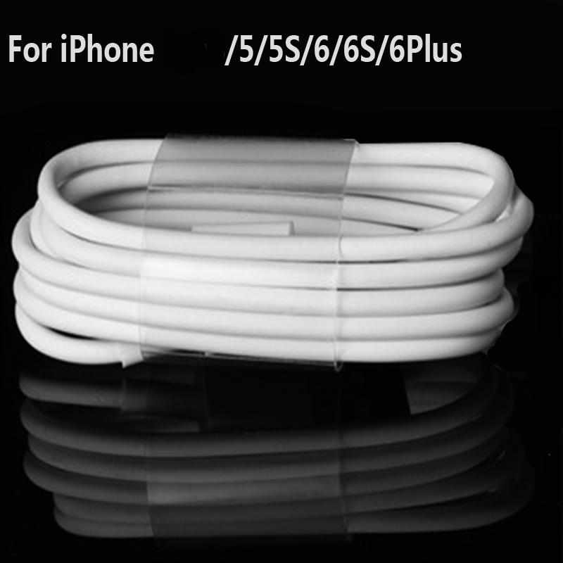 Update 2015 Latest White Wire 8pin USB Date Sync C...