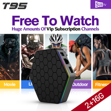 Buy T95Z Plus Android 6.0 TV Box 2g S912 SUBTV IPTV Arabic French Channel Subscription 1 year Europe DE Turkey Italian Media Player for $99.80 in AliExpress store