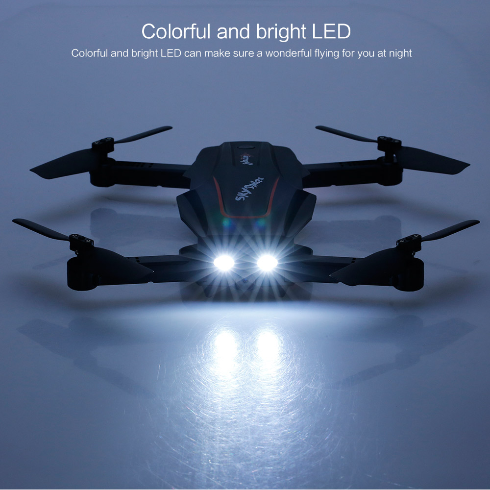 WL Tech Q626-B Wi-Fi FPV 720P RC Drone with Camera HD Selfie Drone Altitude Hold RC Quadcopter RTF Helicopter Dron Machine (1)
