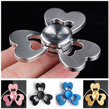 Lovely Heart Fidget Figet Hand Finger Spinner EDC Ultra Durable Ceramic Bearing Stress Toy