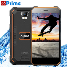 Original Nomu S10 Mobile Phone Waterproof Smartphone Android 6.0 Cell Phone Fast Charging 5000mAh 5.0 Inch Quad Core 2GB 16GB(China)