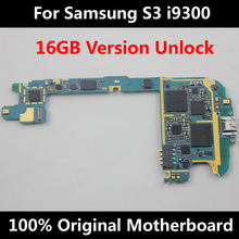 For Original Samsung Galaxy S3 i9300 i9301i Motherboard 16GB Full Unlocked Motherboard With Chips Android OS System Logic board