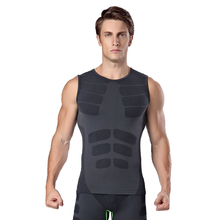 Buy Mens Compression Base Layers Bike Bicycle Cycling Jersey Sleeveless Sport Underwear Quick Dry Shirt Cycling Vest Sports wear for $9.18 in AliExpress store