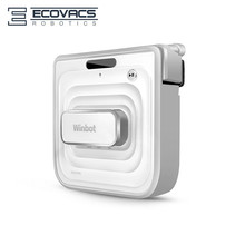 Window Cleaning Robot ECOVACS W60 Full Intelligent Automatic For Window Cleaning, Door Cleaning, Framed Flat Surface Appliable