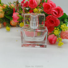 20ML 20CC Glass Perfume Atomizer, Fragrance Parfum Bottles, Cosmetic Spray Bottles, Parfum Packaging Vial, 20pcs/Lot