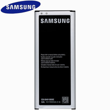 SAMSUNG Original Replacement Battery for Samsung Galaxy Note 4 N910A N910U N910F N910H EB-BN910BBE NFC