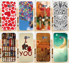 Best Selling Love You Beer Moon Happy PC Phone Cases For ASUS ZenFone 4 Zenfone4 4inch A400CG Phone Case Back Cover Shell Capa