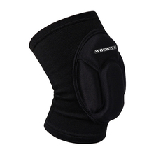 WOSAWE 1pcs Elastic Kneepads Protector Support Basketball Snowboard Skating Ski Skateboard Cycling Kneepad Protective Gear Guard(China)
