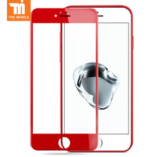 Buy 3D Full Cover Screen Protector iphone 7 7Plus Tempered Glass iphone 7 Plus Red Tempered Glass Soft Screen Protector Film for $2.39 in AliExpress store