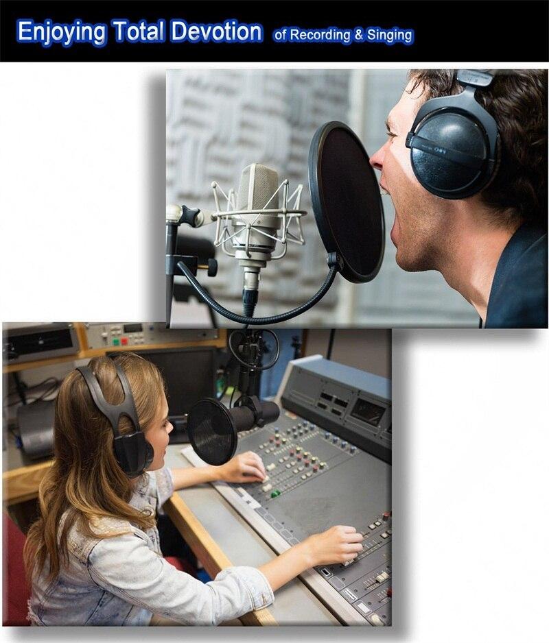 Professional Recording Mic 25