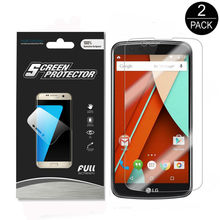 Full coverage Soft imported TPU material For LG K10 K420N K430DS High Transparent screen protector Free shipping