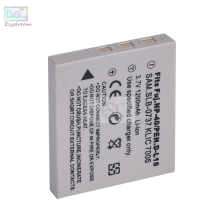 NP-40 NP40 1200mAh Battery for Fujifilm Fuji FinePix 455 F10 F402 F455 F460 F470 F610 F650 F700 F710 F810 F811 V10 Z1 Zoom Z2 Z3(China)