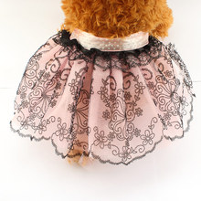 Armi store  Lace Dogs Tutu Skirt  Princess Dress For Dogs 71025 Pet Lower Body Skirts Fashion Clothes