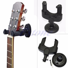 Electric Guitar Wall Hanger Mount Holder Stand Rack Hook Display Universal S01_15(China)