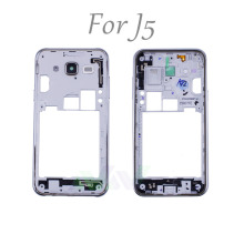 Mid Middle Plate Frame Bezel Housing Cover For Samsung Galaxy J5 J500 J500f J5008 replacement part repair part free shipping