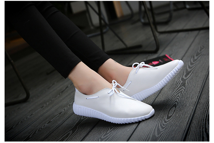 AH 2816 (10) Women's Leather Flats Shoes