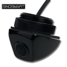 SINOSMART HD Car Parking Reverse Backup Camera for BMW X5 Install in Factory Original Camera Hole Universal Model