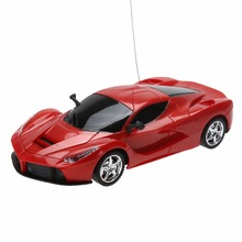 1:24 2 Channel Drift Speed Radio Remote Control Car Model Truck Cool Racing Car Toy Children Kids Gift High Quality(China)