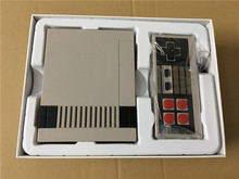 Upgrade Mini TV Handheld Game Console Video Game Console For Nes Games with 600 Different Built-in Games for PAL/NTSC(China)