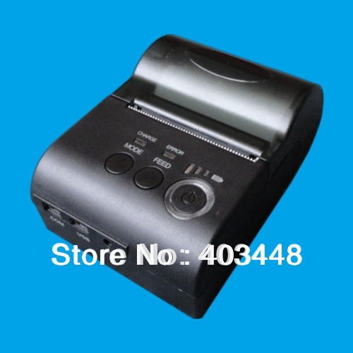Portable Bluetooth 58MM Thermal Receipt Printer Support Android (OCPP-M03)<br><br>Aliexpress