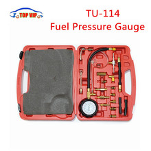 2017 Hot Selling TU 114 Fuel Pressure Gauge  TU-114 For Fuel Injection Pump Tester Kit TU114 High Quality + Free Shipping